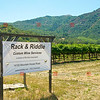 Rack & Riddle Custom Wine Facility : A tour of a working winery and sparkling wine production facility. Capable of 500,000 cases annually, Rack & Riddle is located in Mendocino County just outside of Hopland, California.